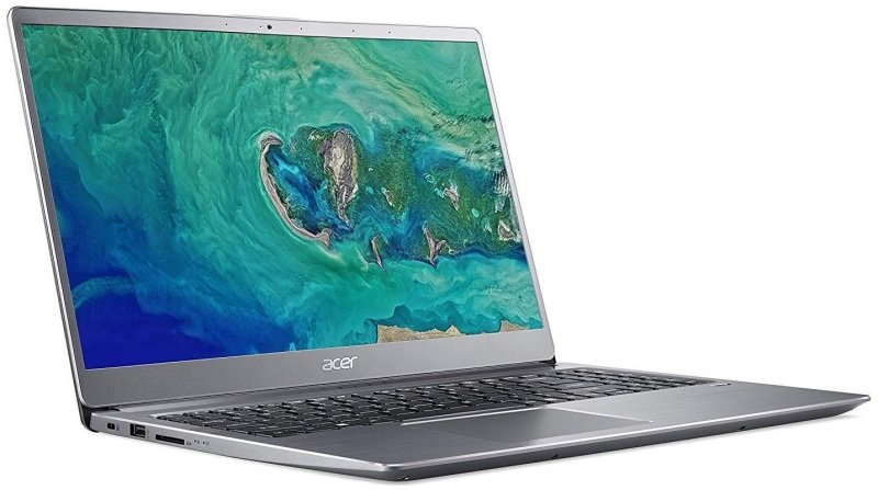 "Acer Swift 3 SF315-52-52YX 15"" 4GB 1TB HDD 16GB Optane Win10 Home Laptop"