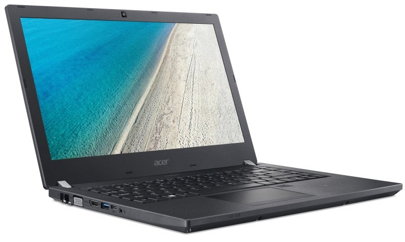 "Acer TravelMate P449-G3-M-50F3 Intel Core i5-8250U 1.6GHz 8GB DDR4 + 256GB SSD 14"" Full HD 1920 x 1080 Webcam + Bluetooth WIFI + Windows 10 Pro"