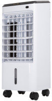 Vida 65W 3.5L Water Tank Evaporative Air Cooler Fan Portable Fan Humidifier with Remote Control