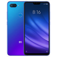 """Xiaomi Mi 8 Lite 6.26"""" 4GB 64GB Dual Sim Smartphone - Aurora blue"""