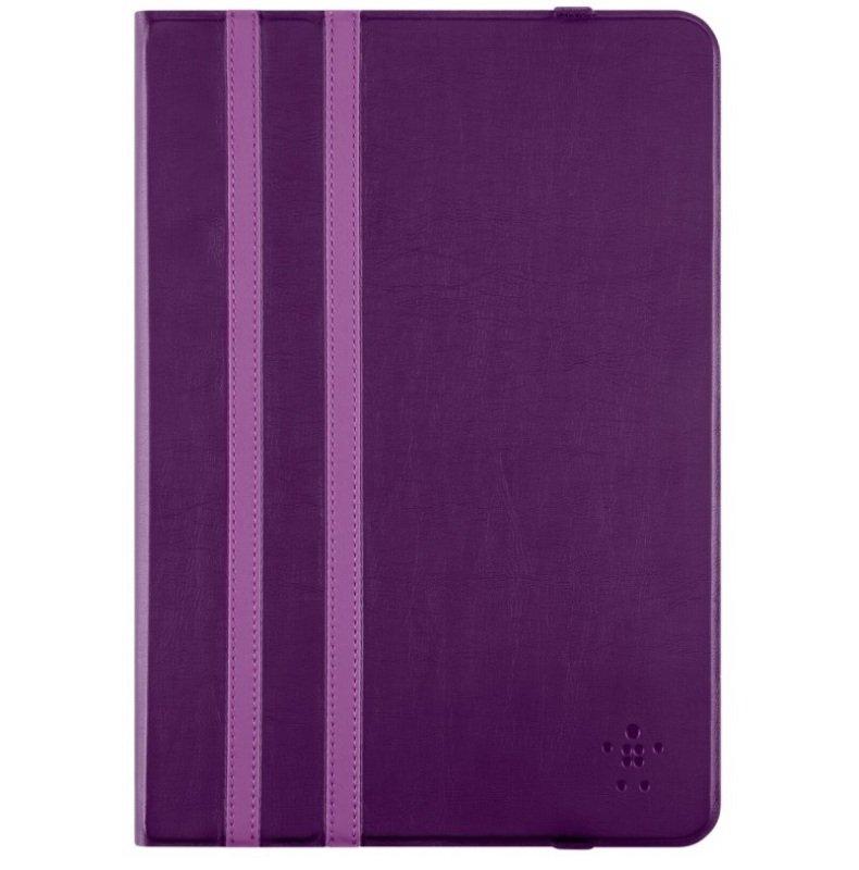 """Belkin Folio Case for 9.7"""" Tablet Purple"""