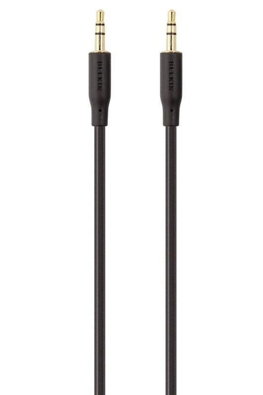 Belkin Portable Audio Cable 2m Gold Conn