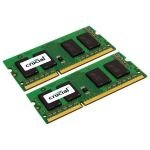Crucial 4GB Kit DDR3 1600 Mt/s Memory