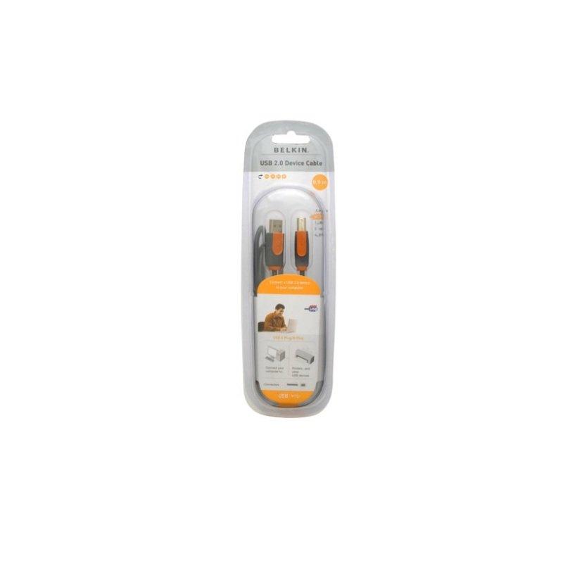 Belkin Premium USB2.0 A-B Mini Cable 1.8