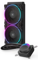 EG 240C Corona 240MM Water Radiator with RGB Cooling Fans