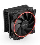 EG GI-X6R 160W CPU Cooler X6 with Red Colour Ring Fan