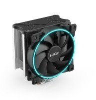 EG GI-X5B CPU Cooler X5 with Blue Colour Ring Fan