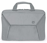 DICOTA Slim Case EDGE Laptop Bag 13.3 - Grey. Slim and lightweight, designed to fit Ultrabooks and Apple Macbooks. EVA foam compartment provides superior shock protection for your MacBook or Ultrabook, includes a removable shoulder strap. Lifetime Warrant