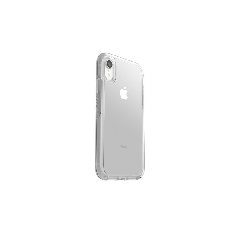 otterbox new symmetry case for apple iphone xr - clear