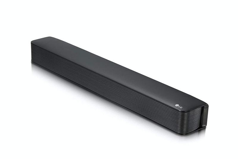 LG SK1 2.0 Compact Sound Bar with Bluetooth Connectivity