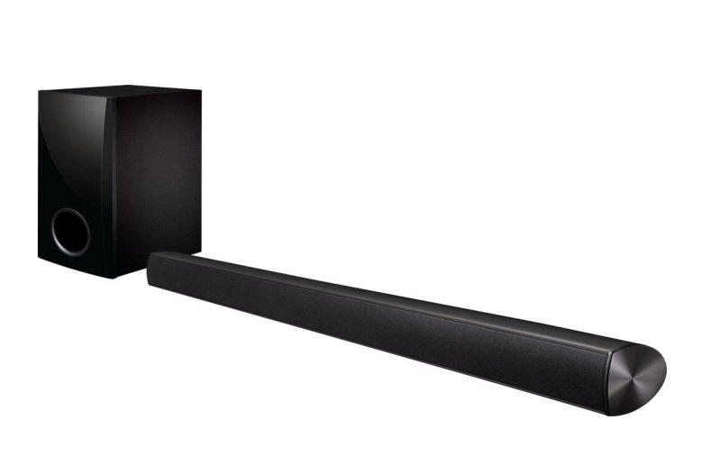 LG SH2 2.1ch Sound Bar With Bluetooth Connectivity
