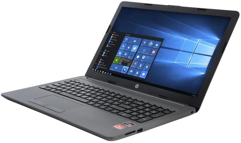 HP 255 G7 Laptop, AMD Ryzen 3 2200U, 8GB DDR4, 256GB SSD, 15 6 Full