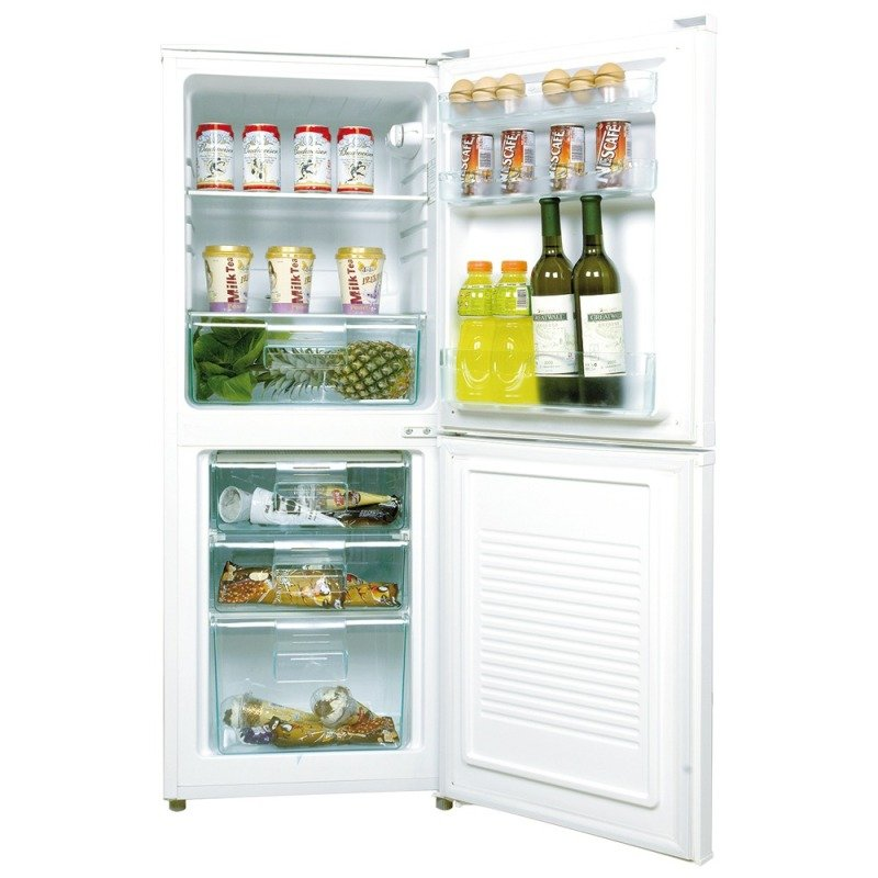 Amica FK1964 50/50 153L Freestanding Fridge...