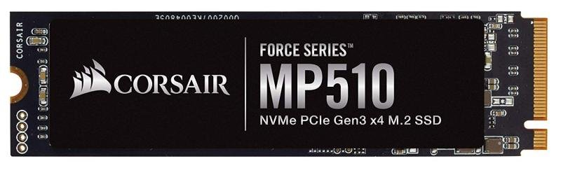 Corsair Force MP510 480GB M.2 SSD