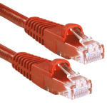 Xenta Cat6 Snagless UTP Patch Cable (Red) 15m