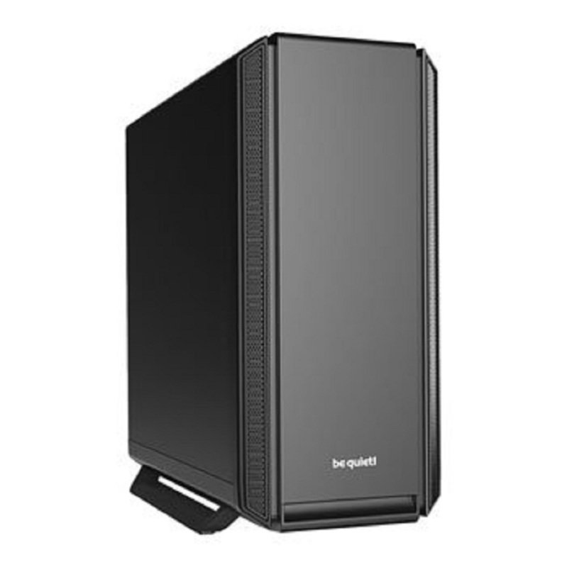 be quiet! SILENT BASE 801 Black Computer Case