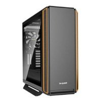 be quiet! SILENT BASE 801 Orange Windowed Midi PC Case