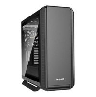 Silent Base 801 - Black With Windows