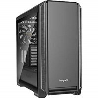 Silent Base 601 Midi Tower Wind - Atx M-atx Mini-itx Silver
