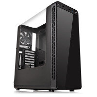 EXDISPLAY Thermaltake View 27 Mid Tower Case with Shaped Side Window