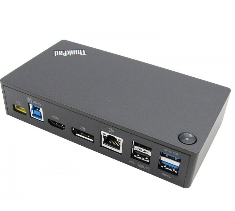 Lenovo ThinkPad USB 3 0 Ultra Dock EU