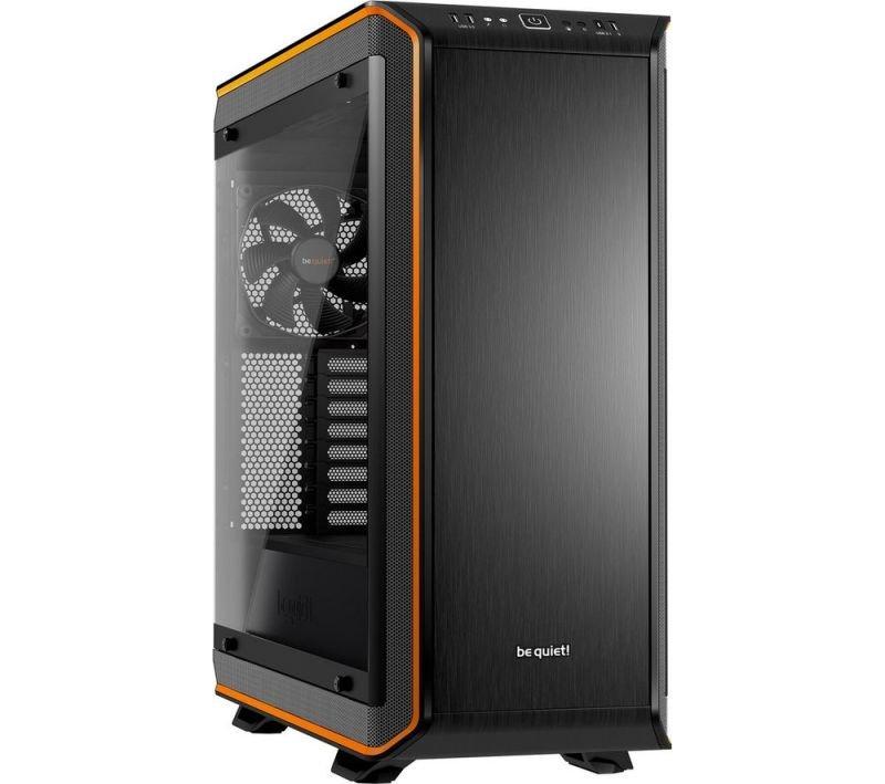 Dark Base Pro 900 Orange Rev. 2 - Midi Tower