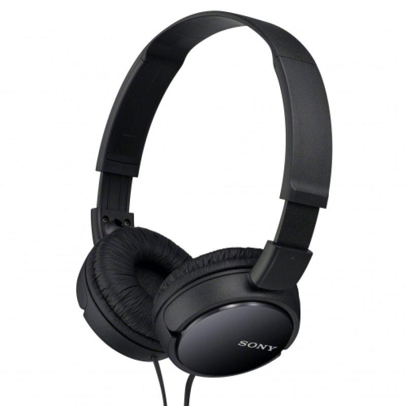 EXDISPLAY Sony MDR-ZX110 Overhead Headphones - Black