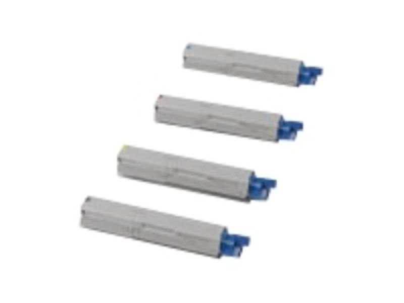 OKI - Toner cartridge - 1 x magenta - 1500 pages for C3300/C3400/C3450