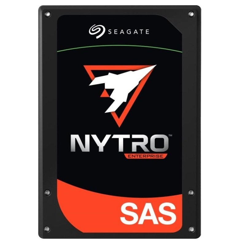 """Seagate Nytro 3000 Enterprise 2.5"""" SAS 1 DWPD 15360GB SSD"""