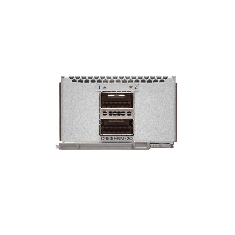 Cisco Catalyst 9500 Series Network Module