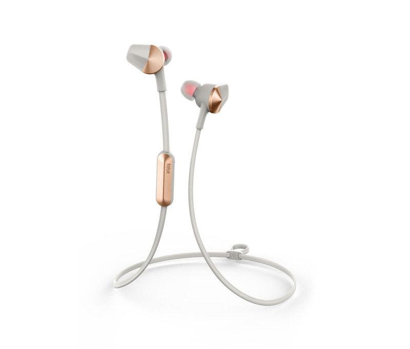 Fitbit Flyer Headphones Lunar Gray
