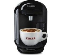 EXDISPLAY Bosch Tassimo Vivy 2 TAS1402GB Coffee Machine 1300 Watt 0.7 Litre - Black