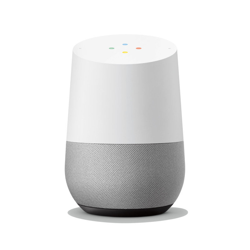 Image of Google Home Speaker