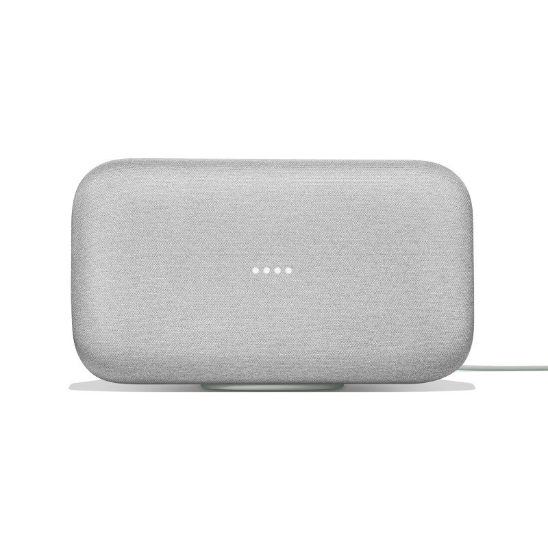 Image of Google Home Max Speaker - White