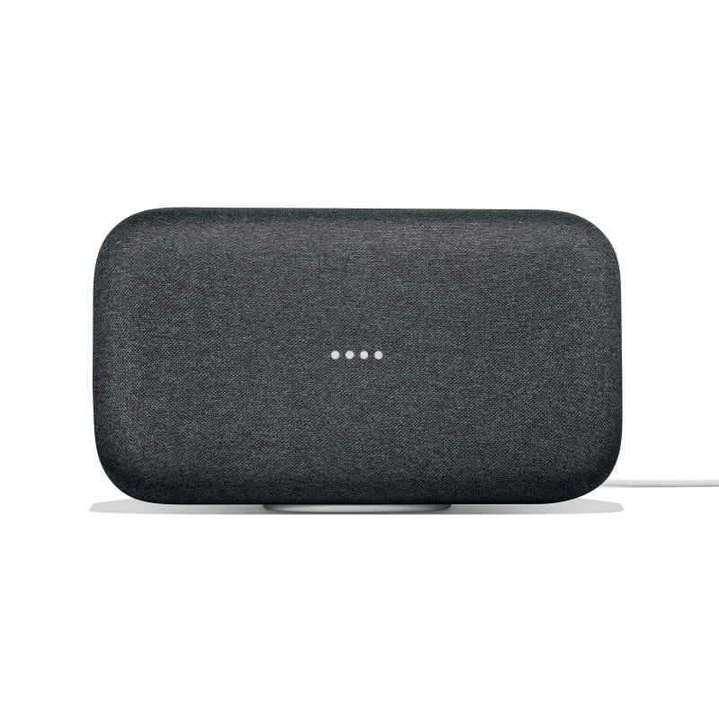 Google Home Max Speaker - Black