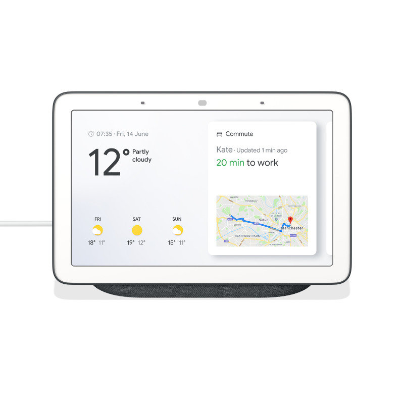 Google Nest Hub - Charcoal - Gen 1