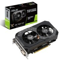Asus GeForce TUF GTX 1660 OC 6GB GDDR5 Graphics Card