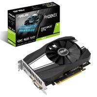 Asus GeForce GTX 1660 PHOENIX 6GB OC Graphics Card
