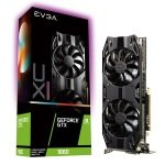EVGA GeForce GTX 1660 XC Ultra GAMING 6GB GDDR5 Graphics Card