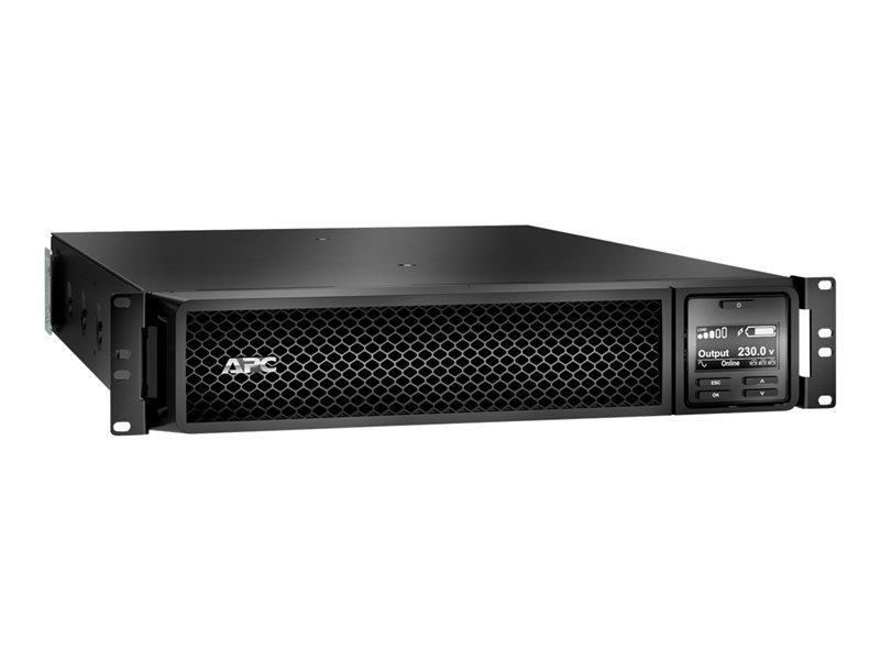 APC Smart-UPS SRT 3000VA RM - UPS - 2700 Watt - 3000 VA - Lead Acid - with APC UPS Network Management Card AP9631
