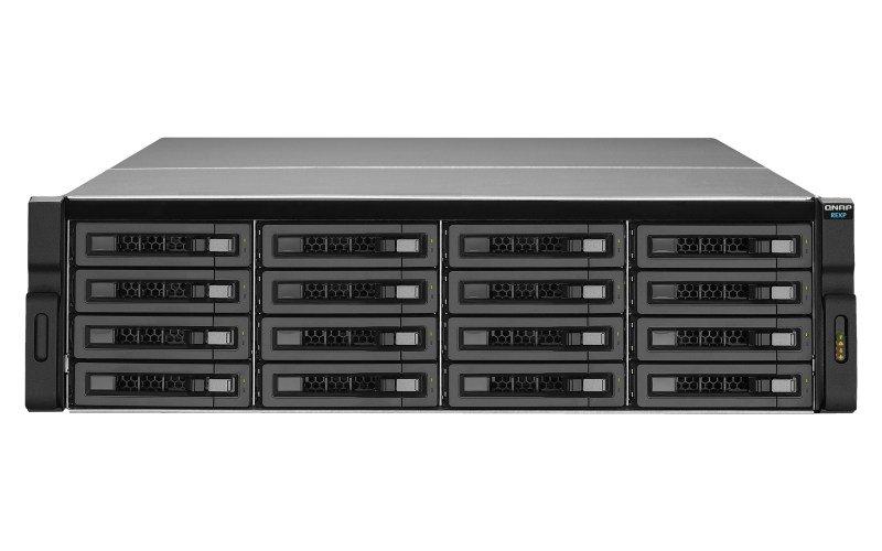 QNAP REXP-1610U-RP 16 Bay SATA Expansion Enclosure