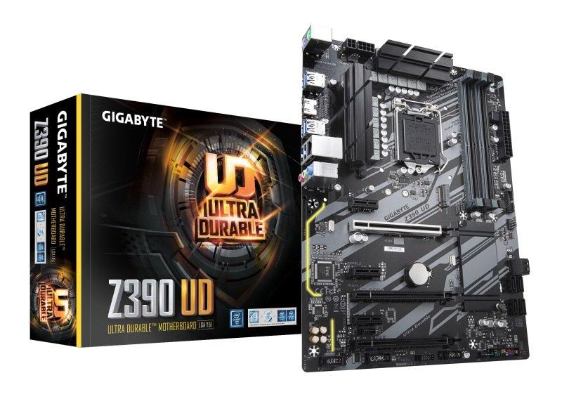 EXDISPLAY Gigabyte Z390 UD LGA 1151 DDR4 ATX Motherboard