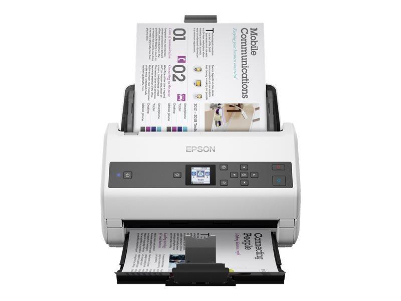Epson Workforce DS-870 A4 Departmental Document Scanner