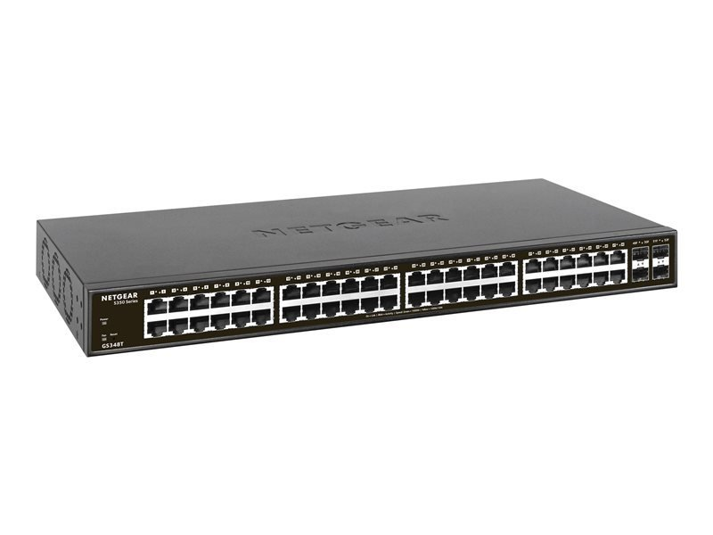 Netgear GS348T S350 Series 48-Ports Smart Switch