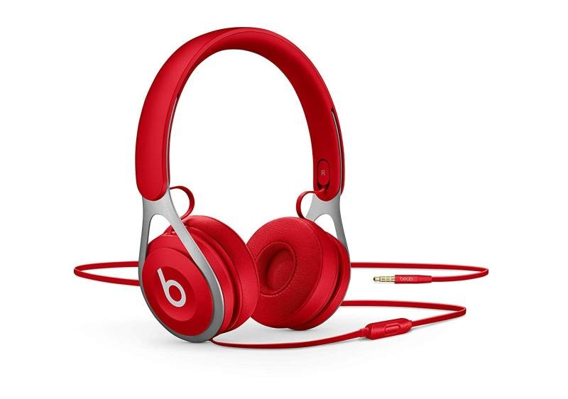 Beats EP On-Ear Red Headphones