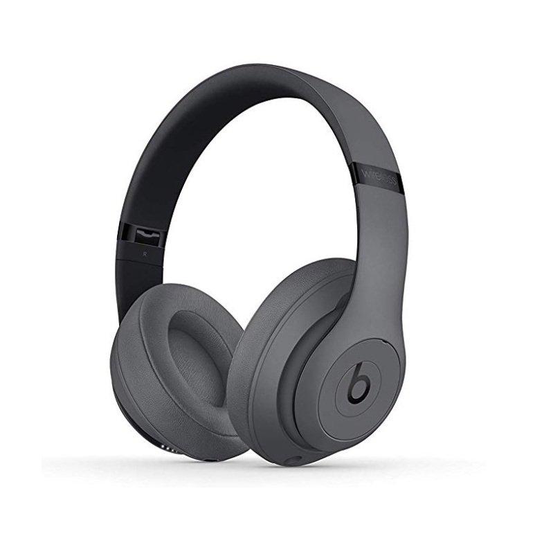 Beats Studio 3 Wireless Over-Ear Grey Headphones
