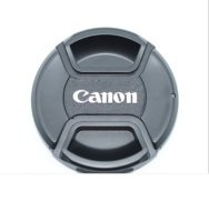 Canon E-49 Lens Cap for 49mm Fitment