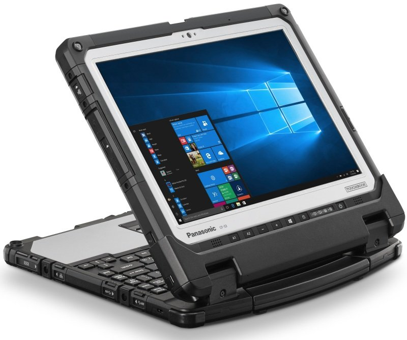 Panasonic Toughbook CF-33 2-in-1 Rugged Laptop