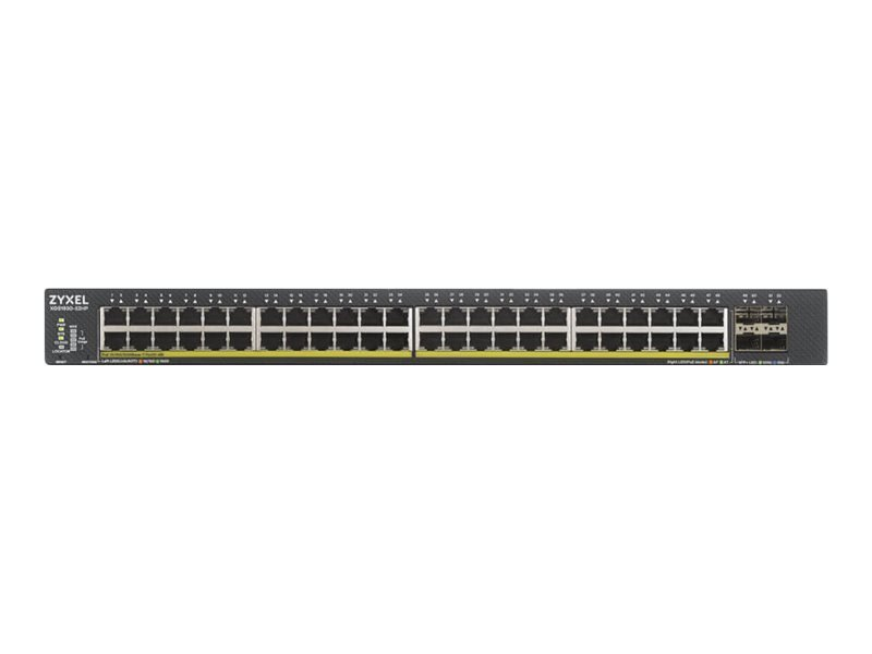 Zyxel XGS1930 52 Port Smart Managed PoE Switch