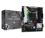 ASRock B450M Steel Legend AM4 DDR4 mATX Motherboard